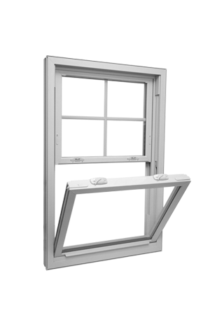 Double Hung Window Illustration