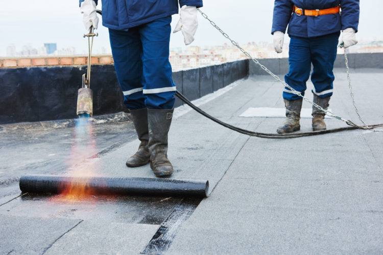4 Things to Consider Before You Go for Flat Roof Replacement